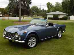 Picture of '66 Triumph TR4 located in Florida - LSBT