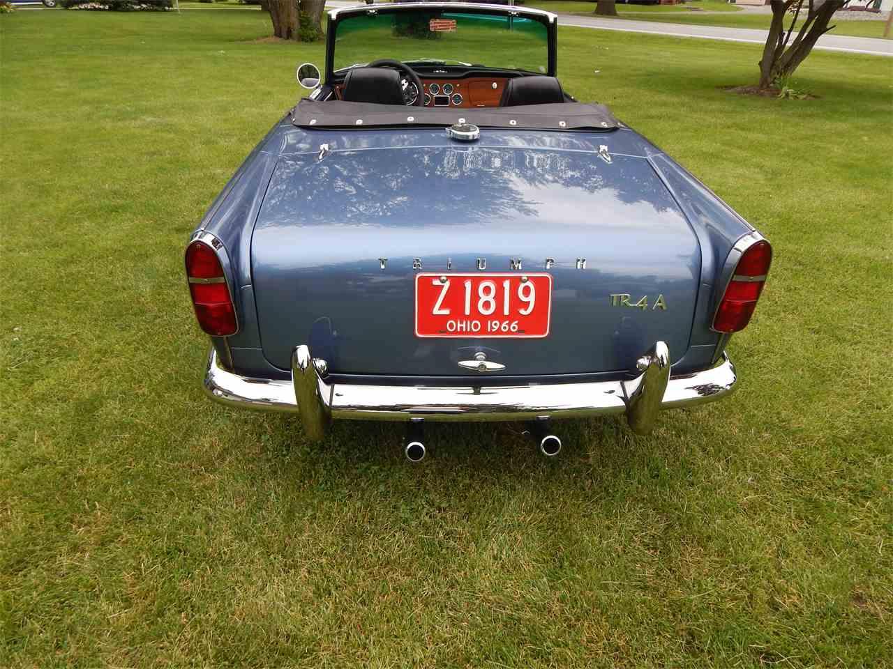 Large Picture of Classic '66 Triumph TR4 - LSBT