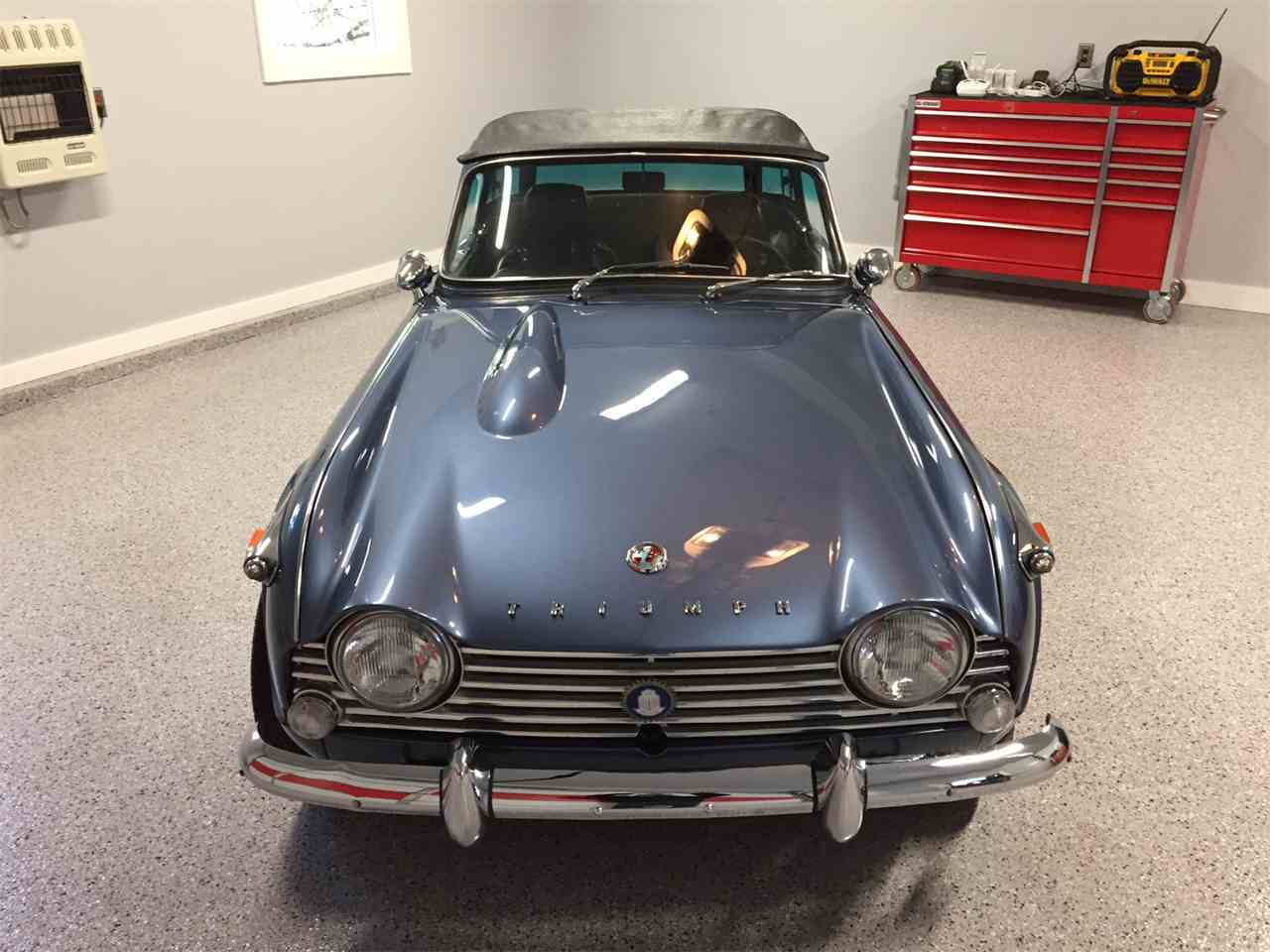 Large Picture of '66 TR4 located in Florida Offered by a Private Seller - LSBT