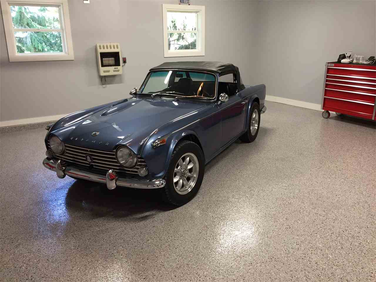 Large Picture of Classic '66 Triumph TR4 located in Florida - $34,900.00 Offered by a Private Seller - LSBT