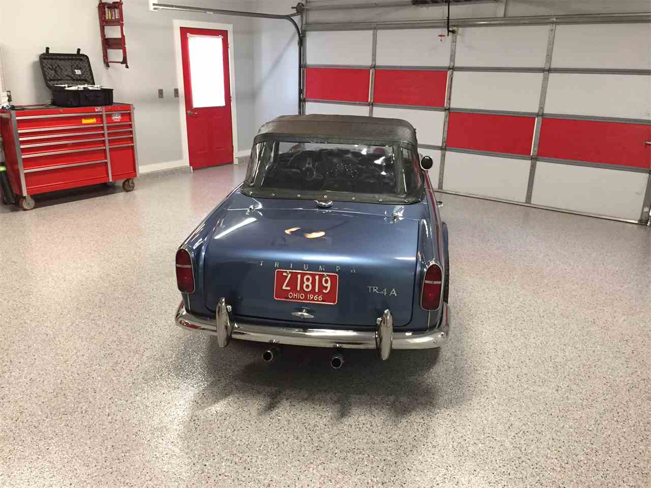 Large Picture of Classic 1966 TR4 located in Florida Offered by a Private Seller - LSBT