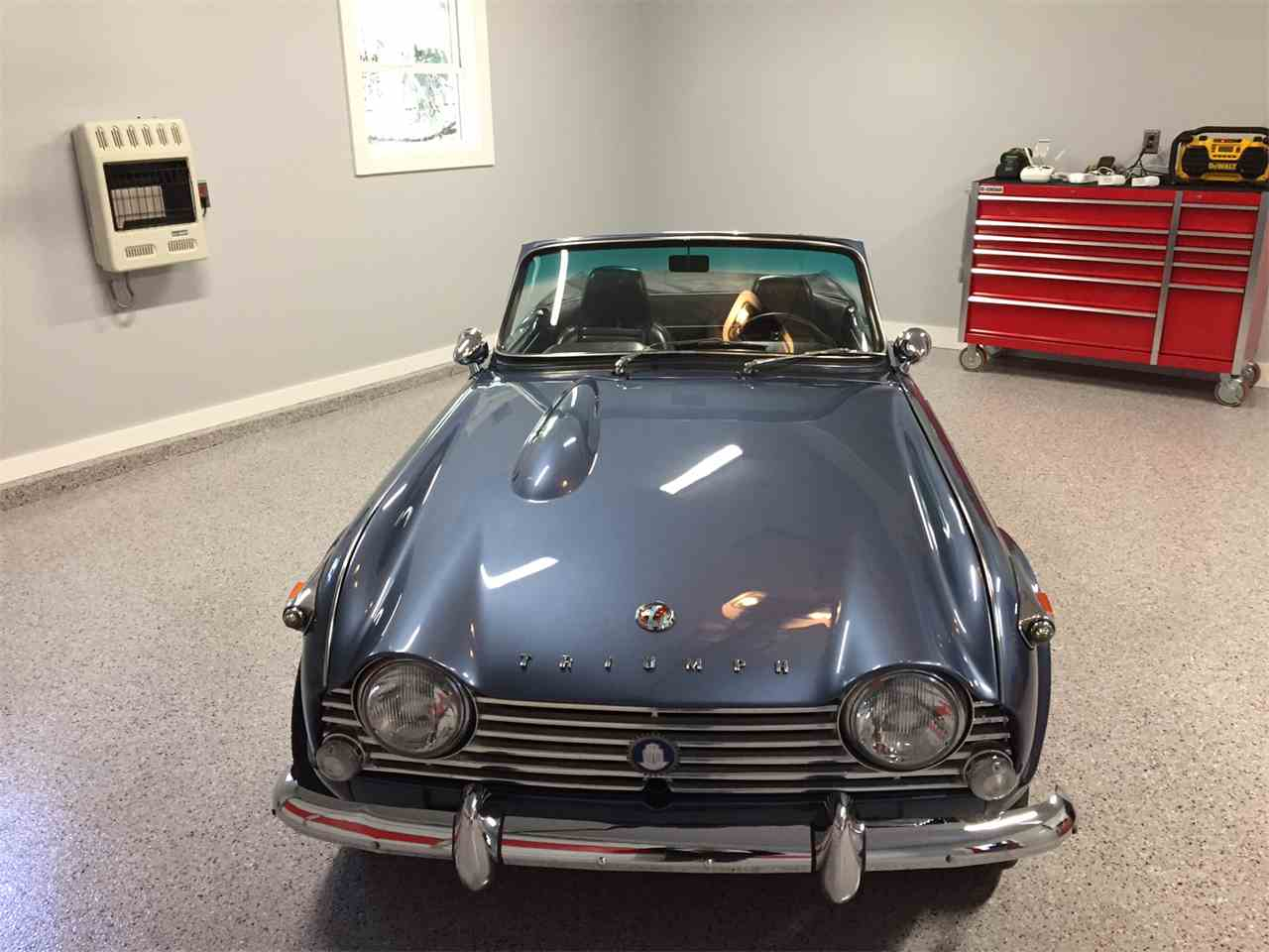 Large Picture of '66 TR4 located in Florida - $34,900.00 - LSBT