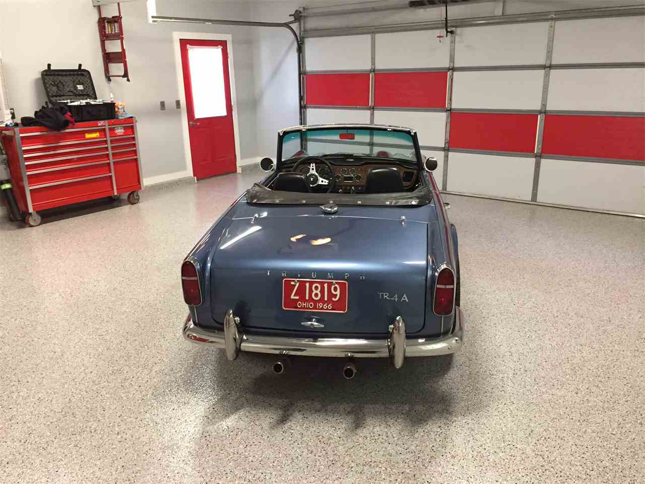 Large Picture of Classic '66 Triumph TR4 - $34,900.00 Offered by a Private Seller - LSBT