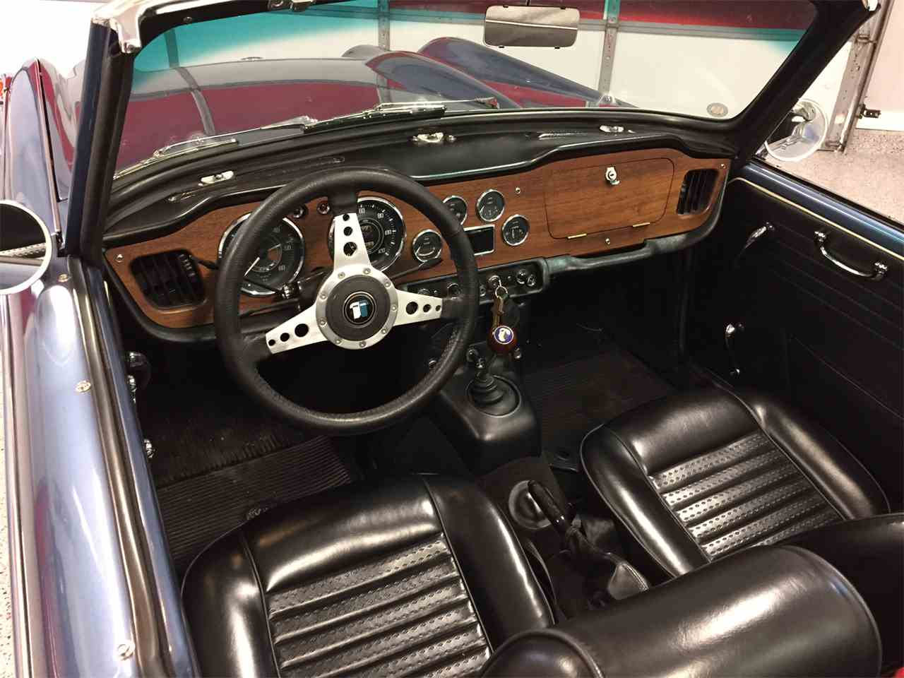 Large Picture of '66 Triumph TR4 located in Merritt Island Florida - $34,900.00 Offered by a Private Seller - LSBT