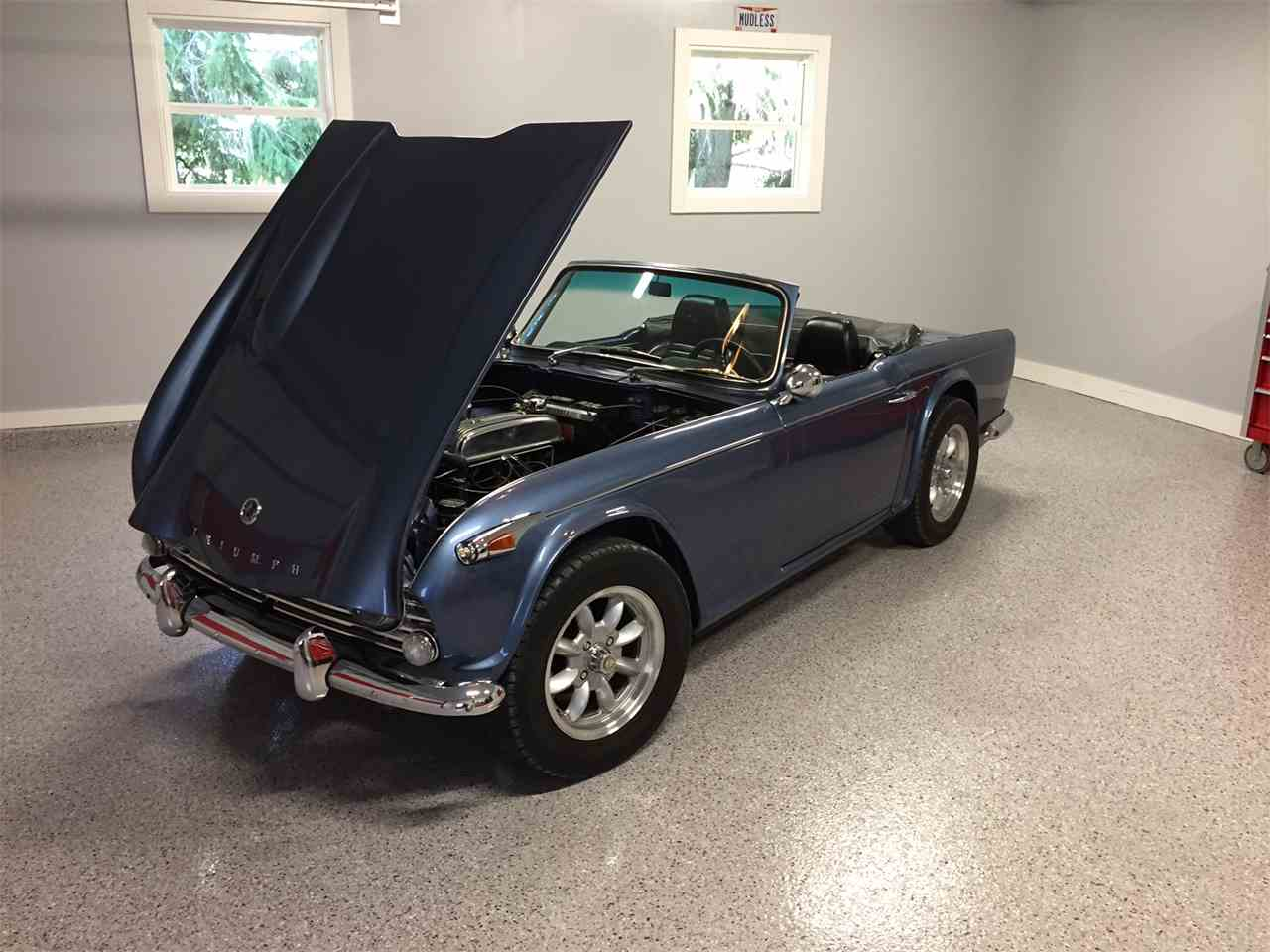 Large Picture of Classic '66 TR4 - LSBT