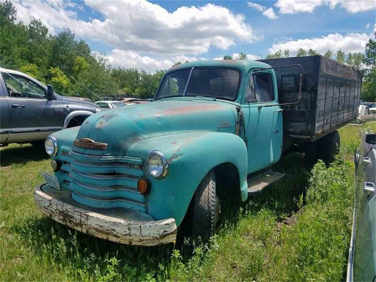 Large Picture of '53 1-1/2 Ton Pickup - LSBX
