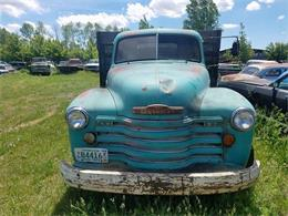 Picture of '53 Chevrolet 1-1/2 Ton Pickup located in Crookston Minnesota - $2,200.00 - LSBX
