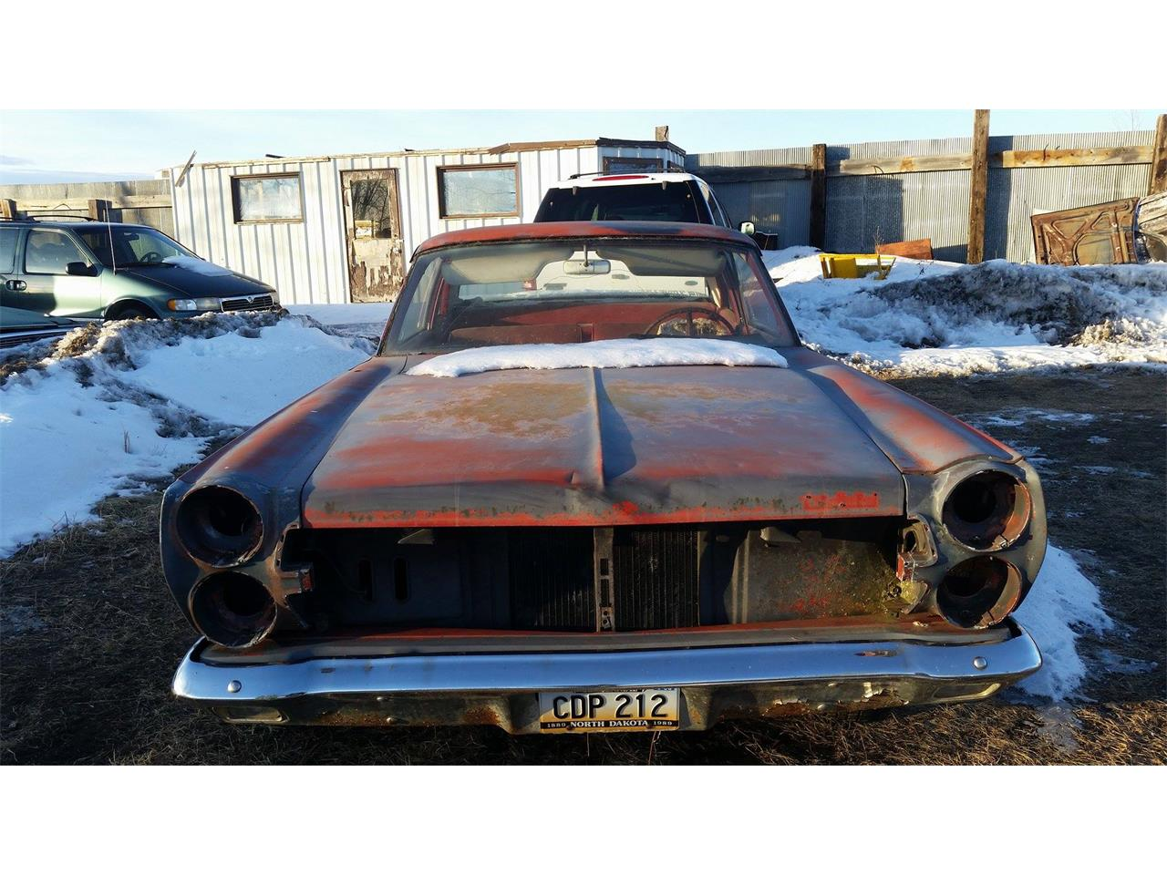 Large Picture of '66 Comet - LSC0