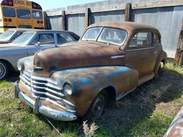 Picture of Classic '47 Sedan located in Crookston MINNESOTA - $2,000.00 Offered by Backyard Classics - LSC9
