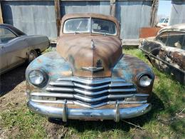 Picture of '47 Chevrolet Sedan located in Minnesota - $2,000.00 Offered by Backyard Classics - LSC9