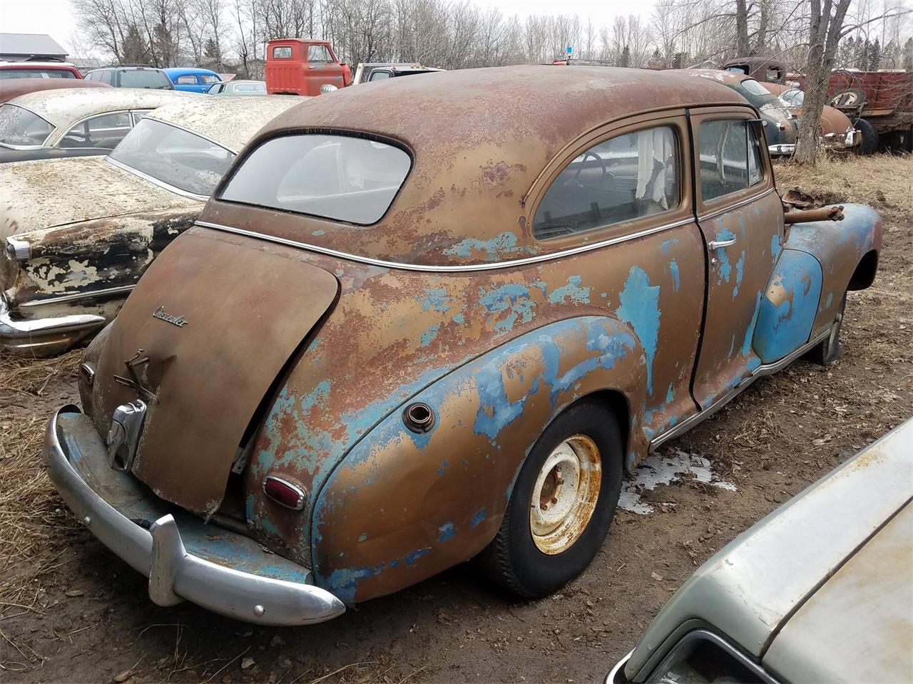 Large Picture of '47 Sedan - LSC9