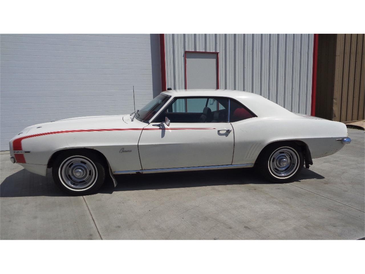 1969 Chevrolet Camaro For Sale Classiccars Com Cc 1016518