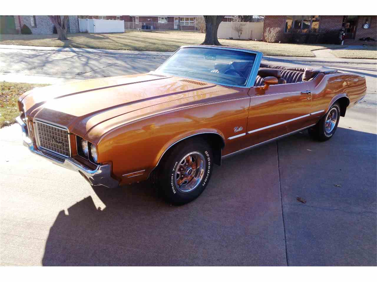 Large Picture of 1972 Cutlass Supreme - LSCS