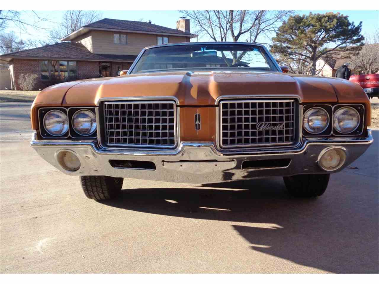 Large Picture of Classic '72 Cutlass Supreme Auction Vehicle - LSCS