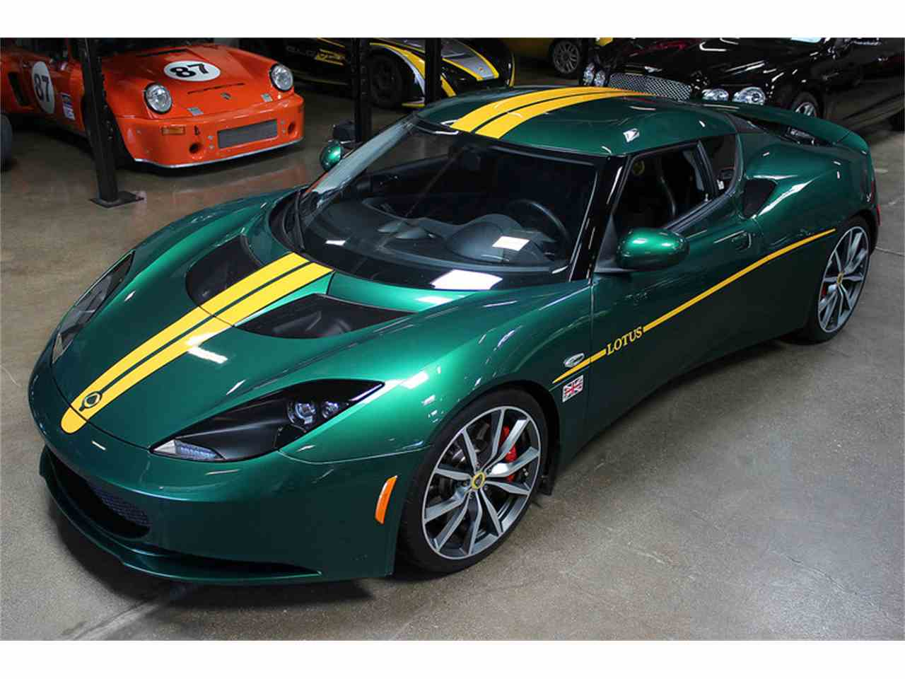 Large Picture of '11 Evora - LSCT