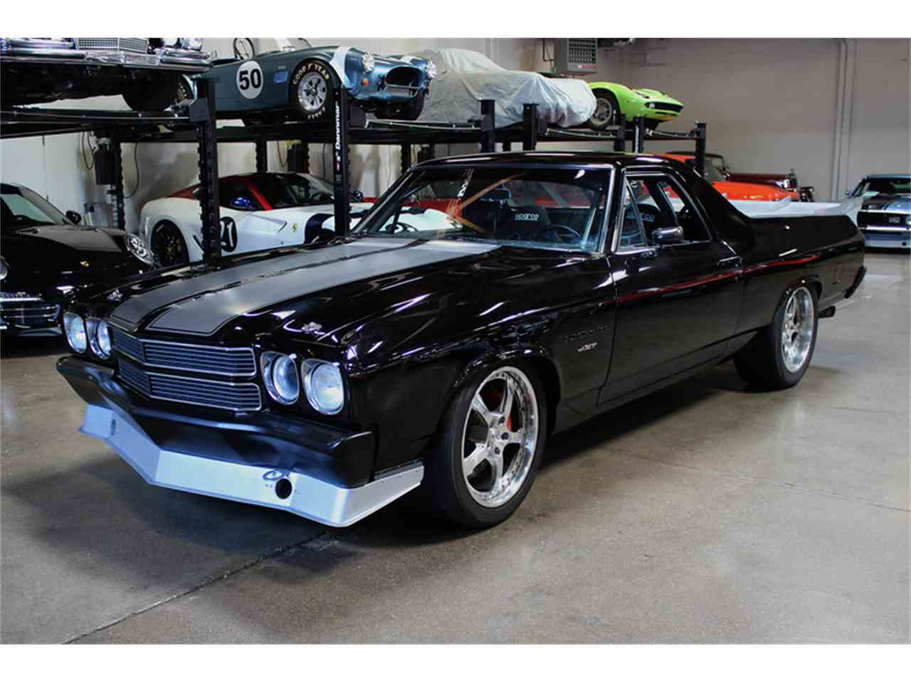 Large Picture of '70 El Camino - LSCW