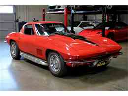 Picture of Classic '67 Chevrolet Corvette located in San Carlos California Offered by San Francisco Sports Cars - LSD0