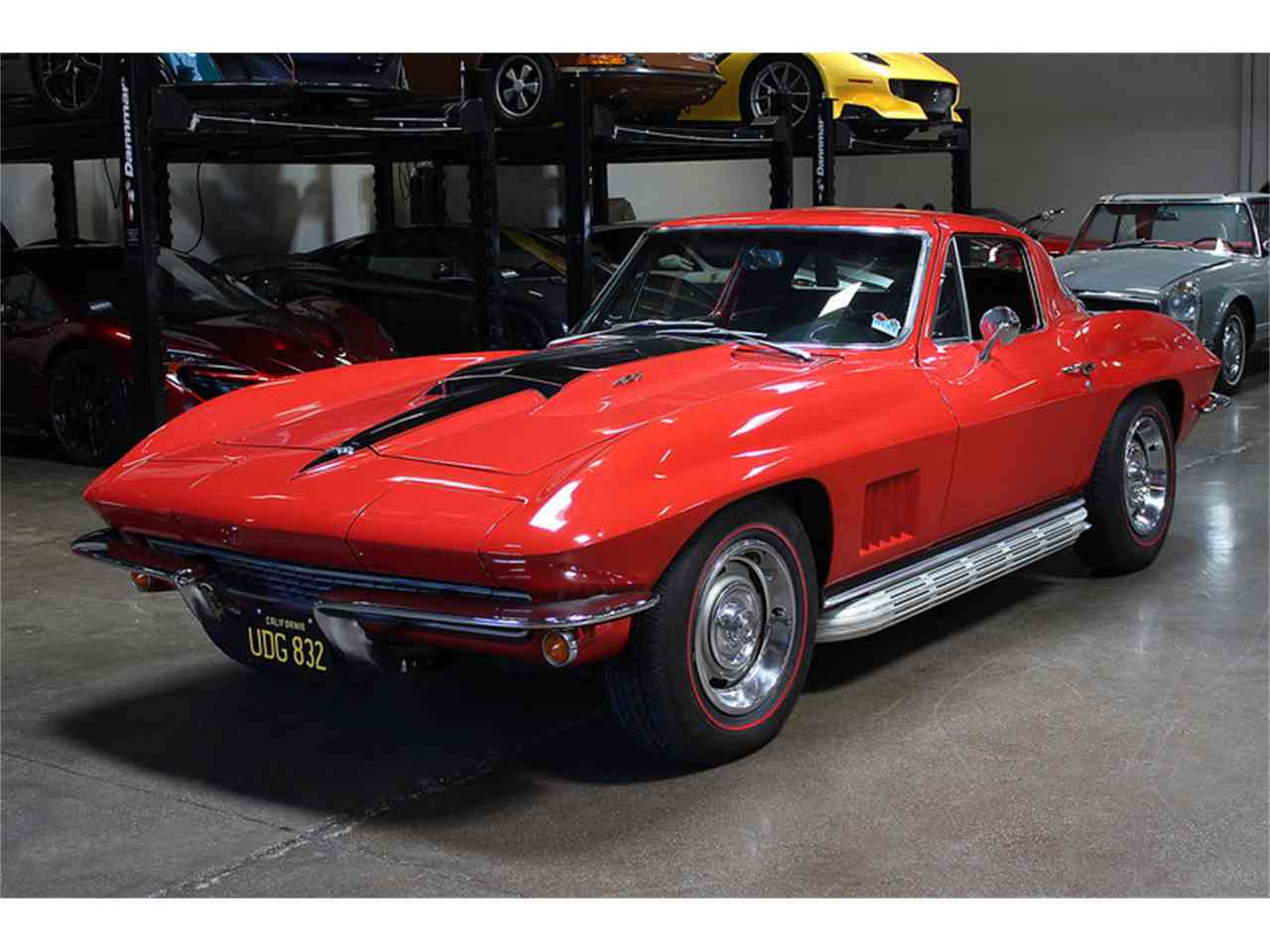 Large Picture of 1967 Corvette located in California Offered by San Francisco Sports Cars - LSD0