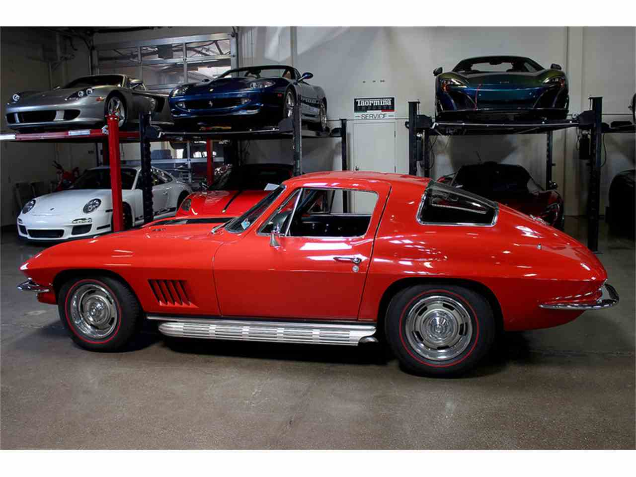 Large Picture of Classic '67 Corvette Offered by San Francisco Sports Cars - LSD0