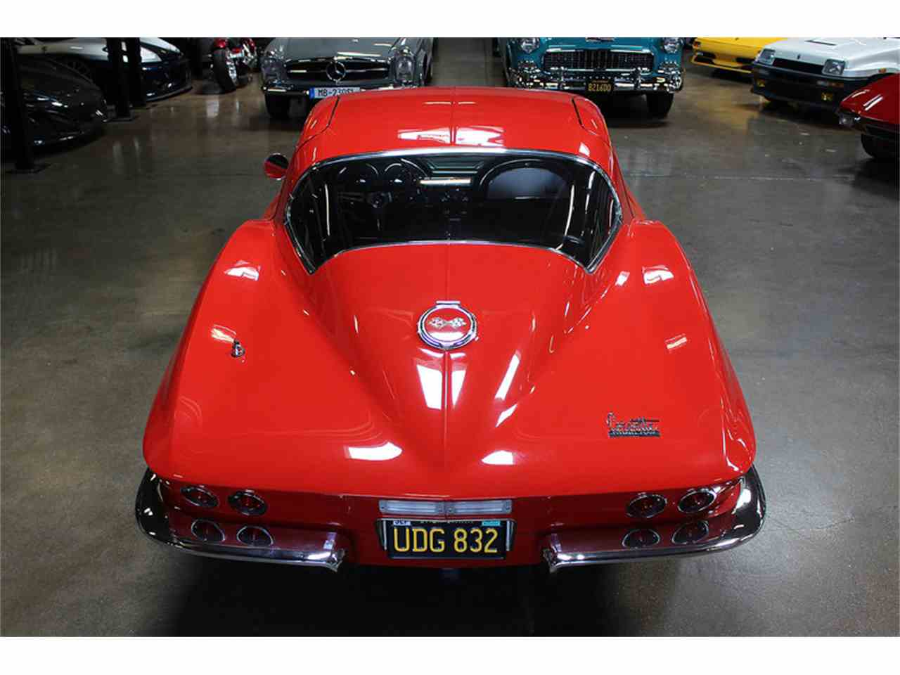Large Picture of Classic '67 Chevrolet Corvette Offered by San Francisco Sports Cars - LSD0