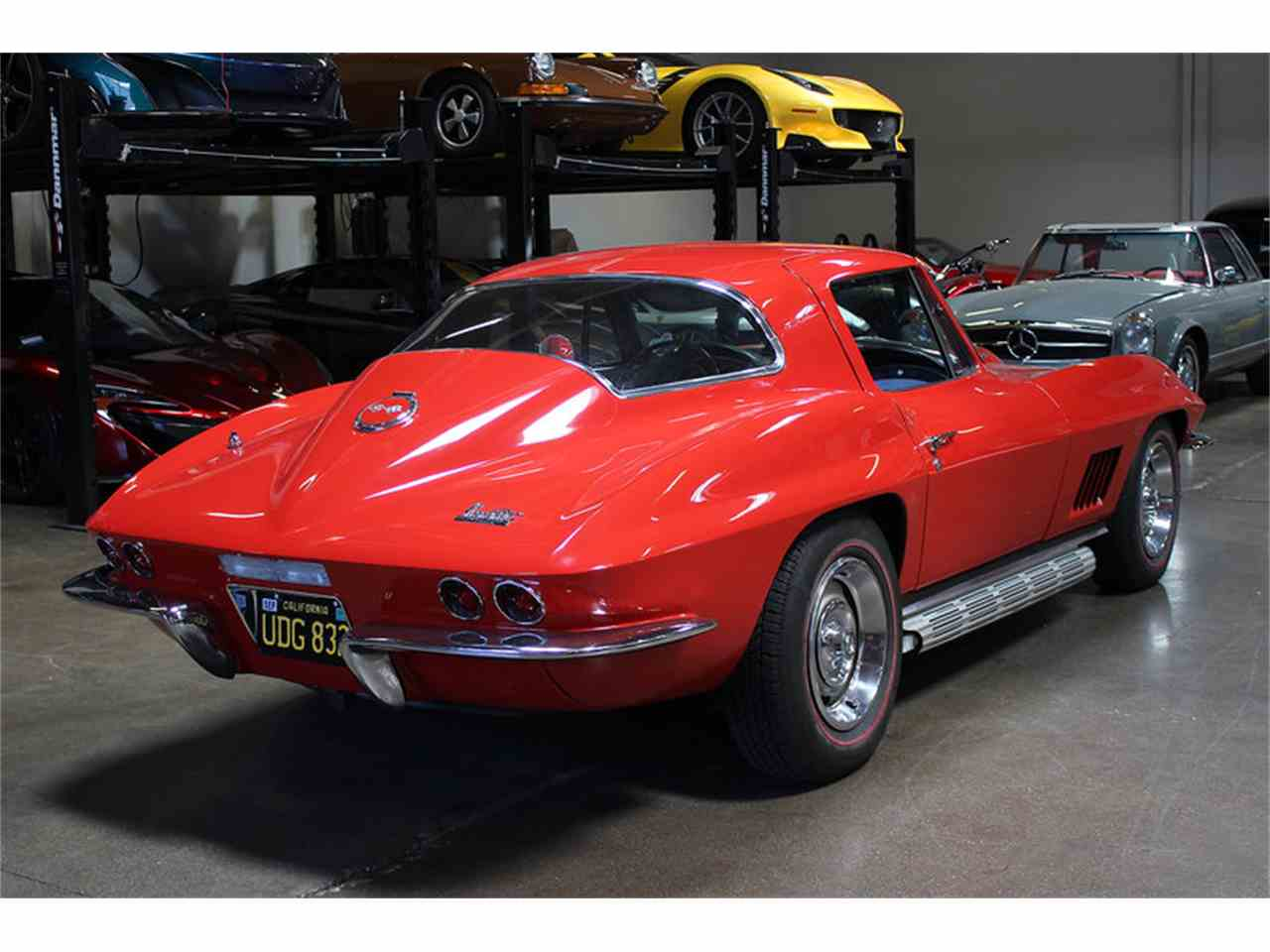 Large Picture of Classic '67 Corvette - $129,995.00 Offered by San Francisco Sports Cars - LSD0