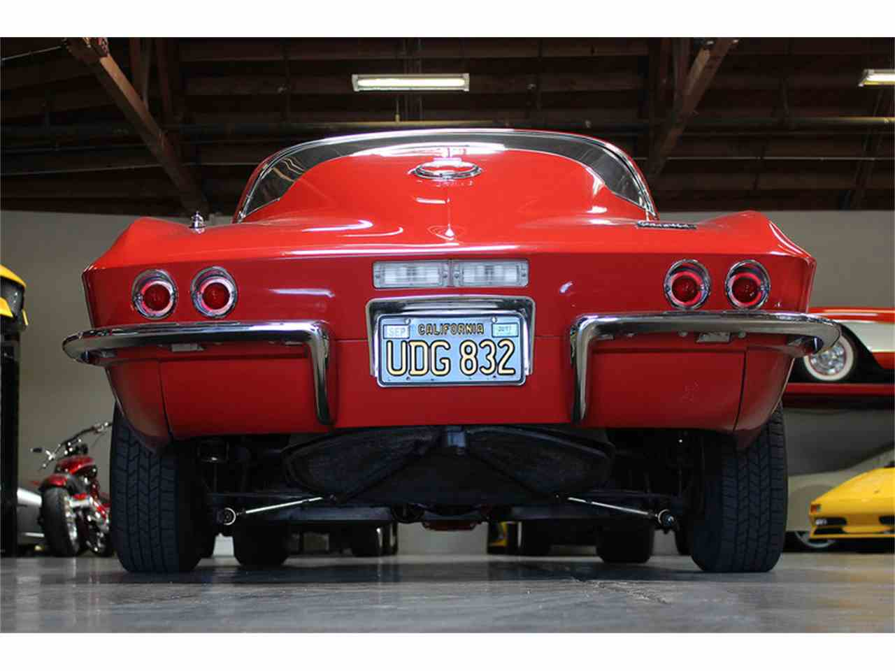 Large Picture of Classic 1967 Chevrolet Corvette located in California Offered by San Francisco Sports Cars - LSD0