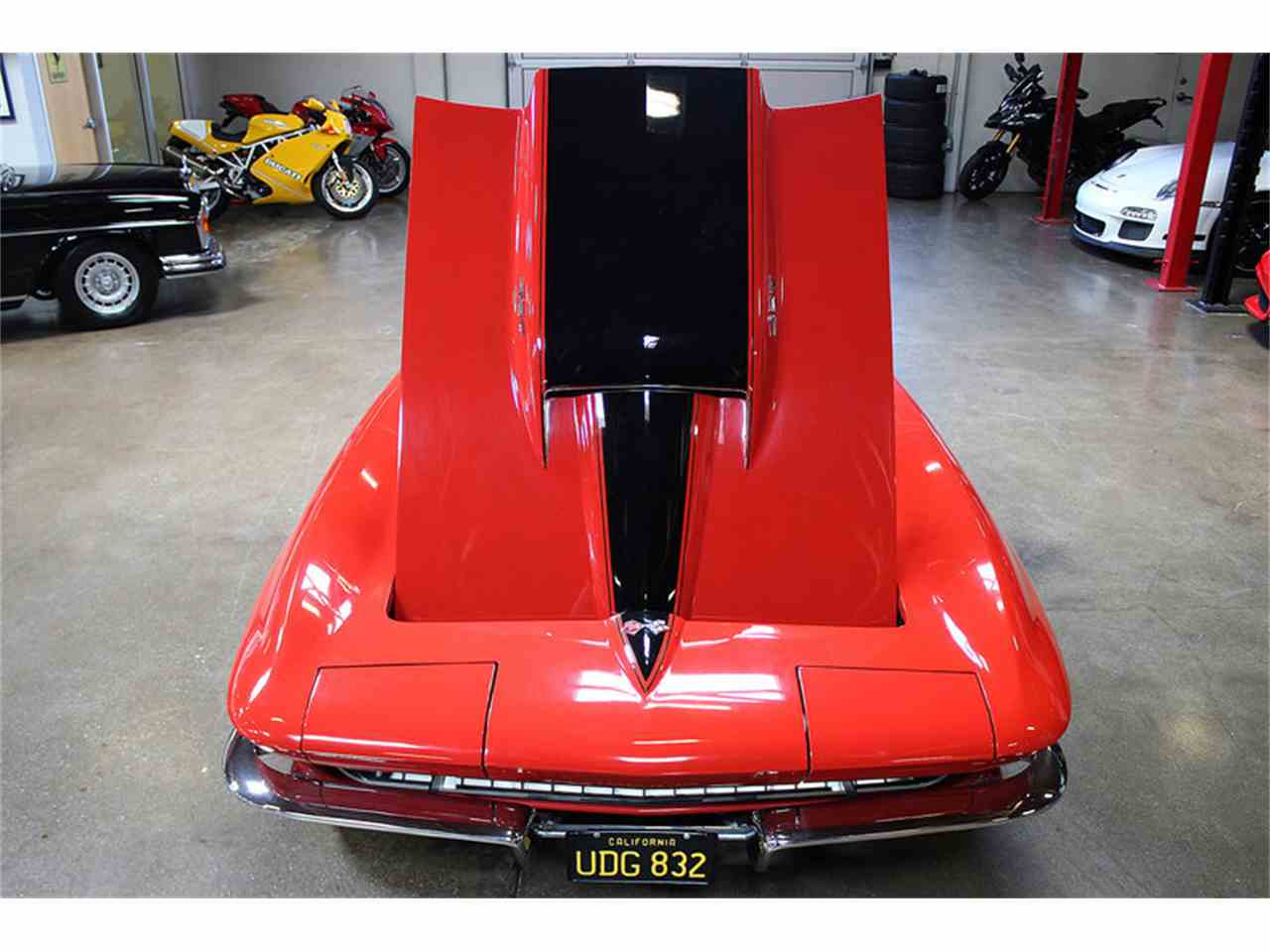 Large Picture of '67 Corvette located in San Carlos California - $129,995.00 Offered by San Francisco Sports Cars - LSD0