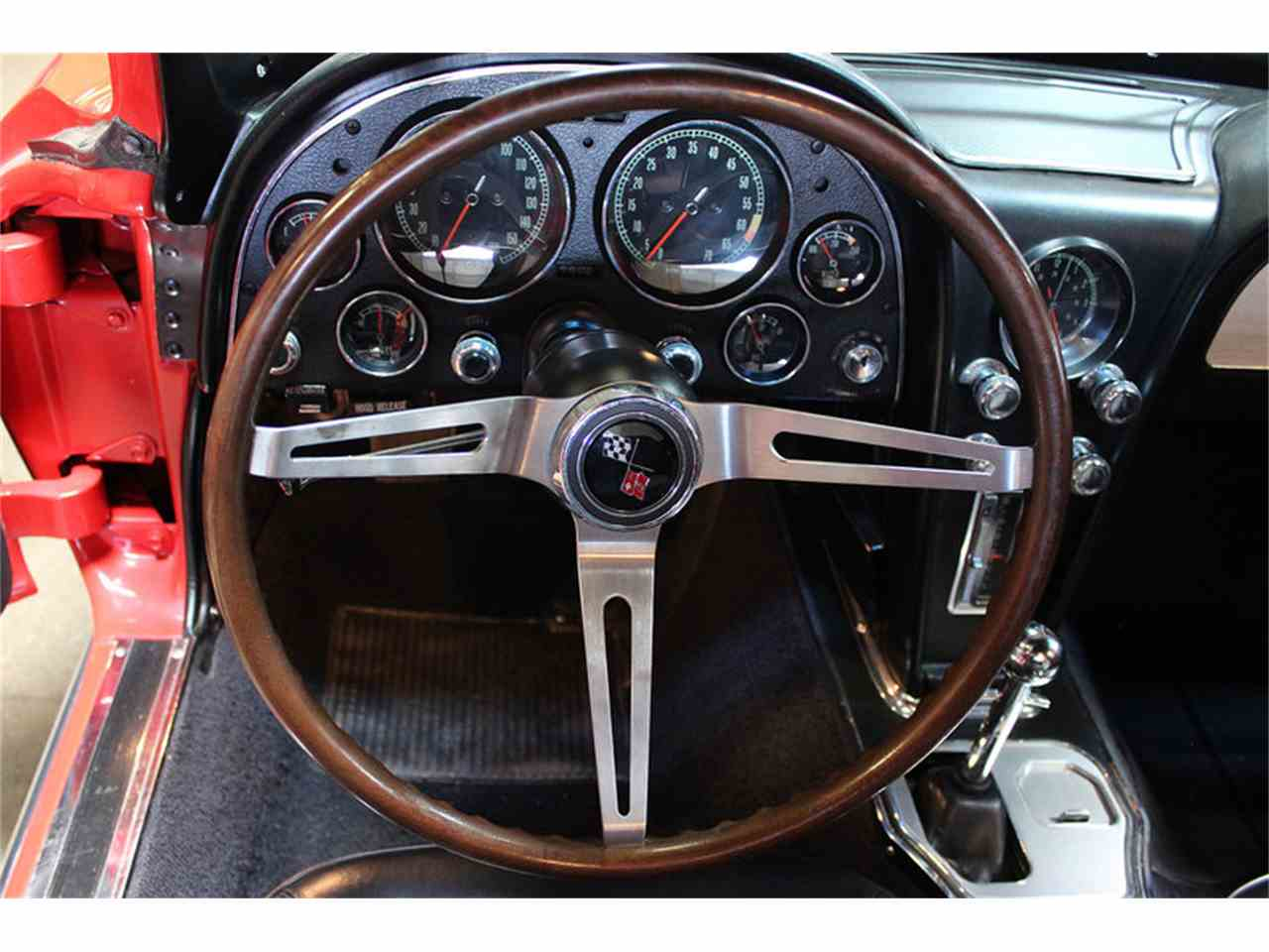 Large Picture of Classic 1967 Chevrolet Corvette Offered by San Francisco Sports Cars - LSD0