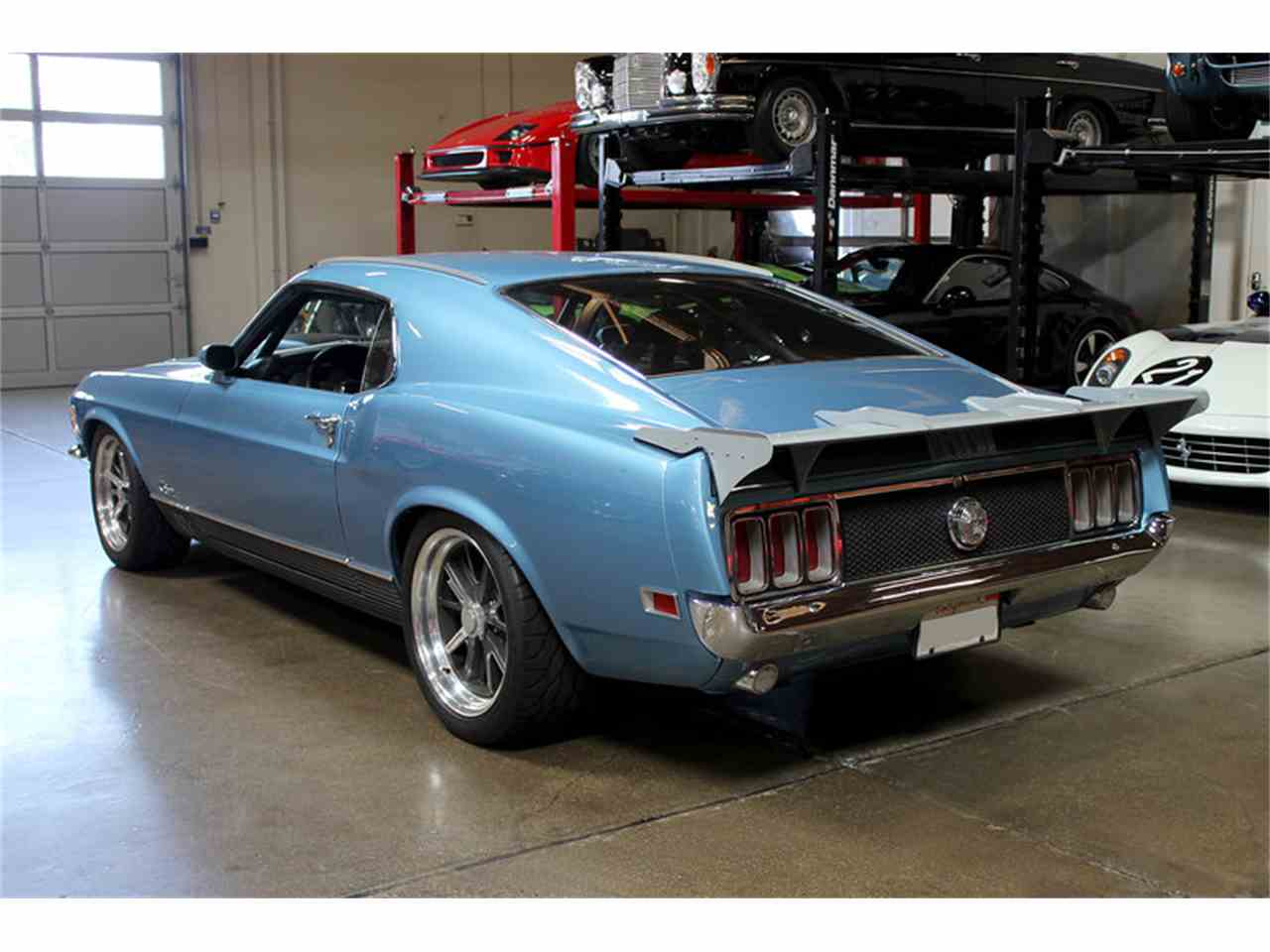 Large Picture of '70 Mustang Mach 1 - LSD1