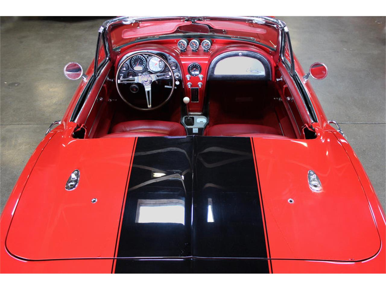 Large Picture of '65 Corvette - LSD2