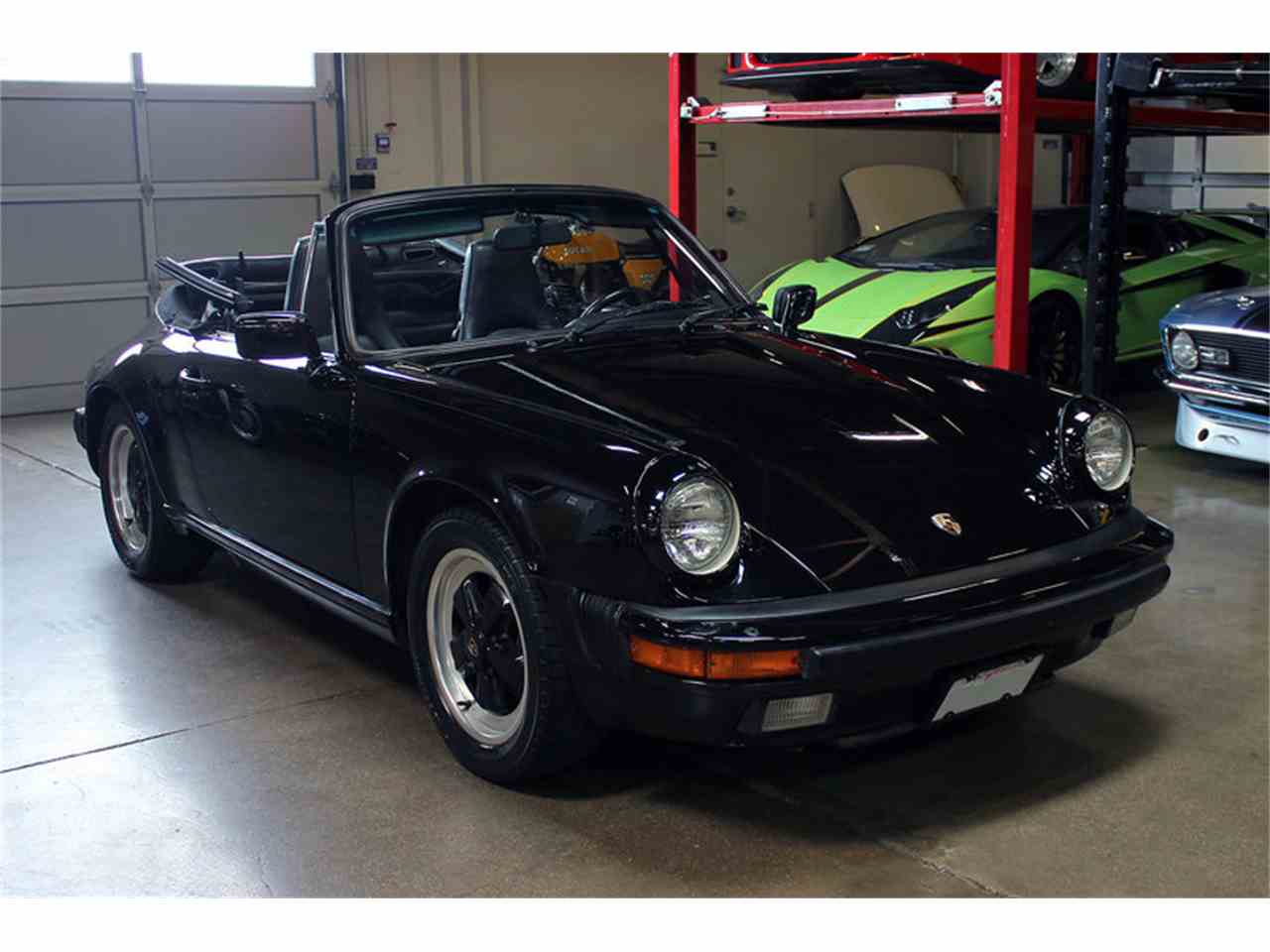 Large Picture of '86 911 Carrera - LSDA