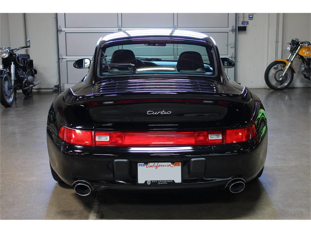 Large Picture of '96 911 Turbo - LSDB