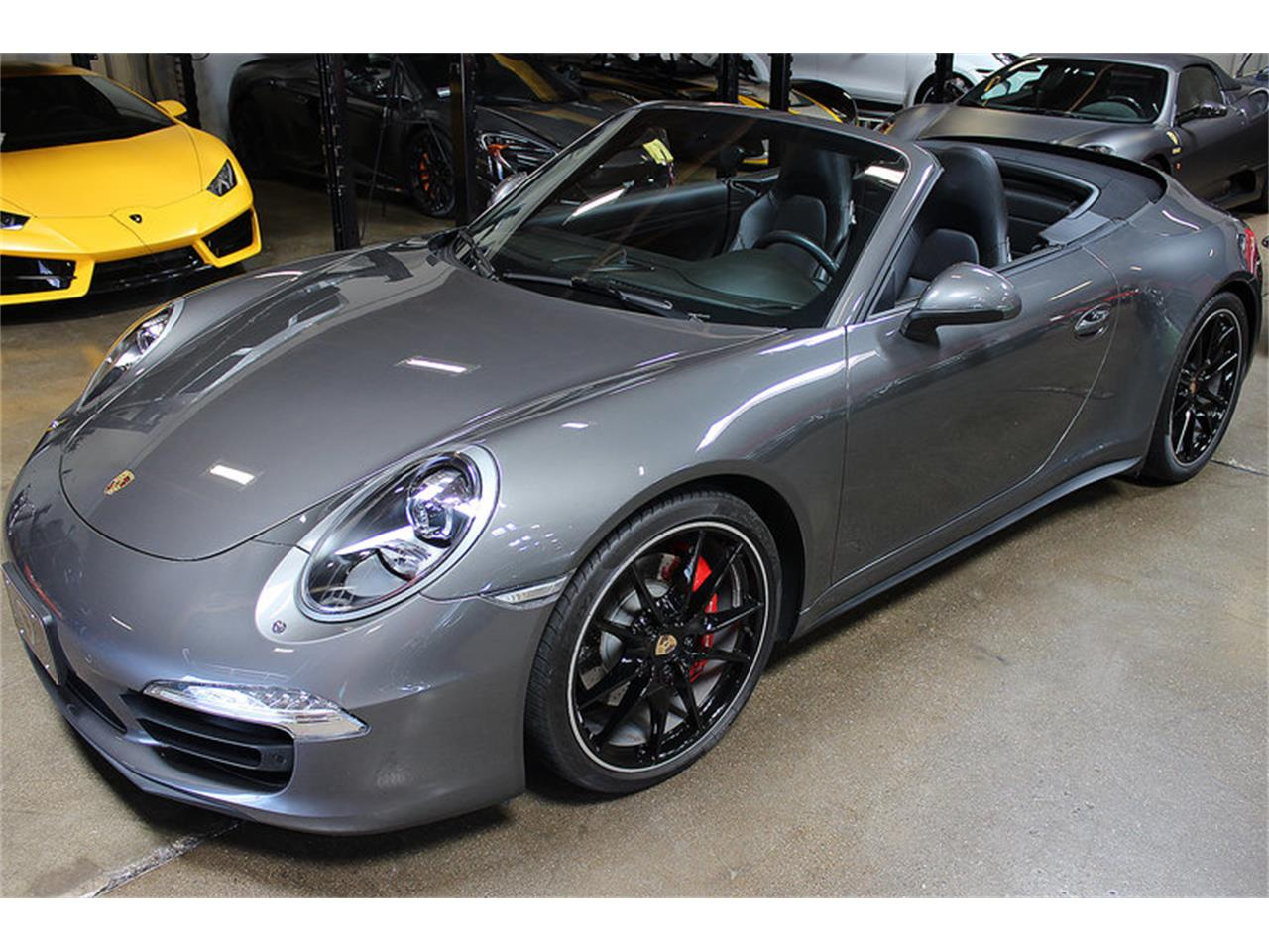 Large Picture of '13 911 Carrera 4S Cabriolet - LSDD