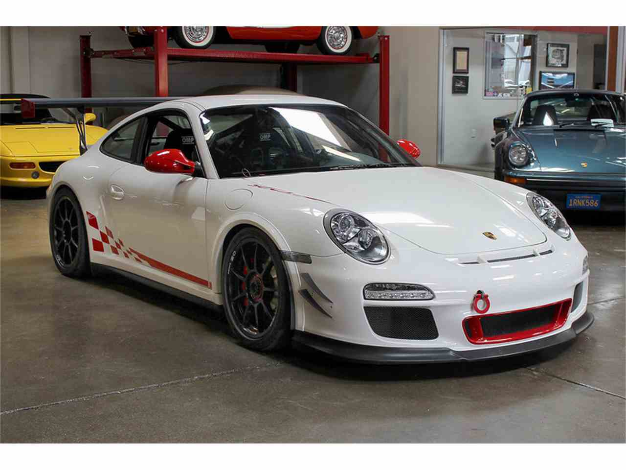 Large Picture of '11 911 GT3 RS - LSDE