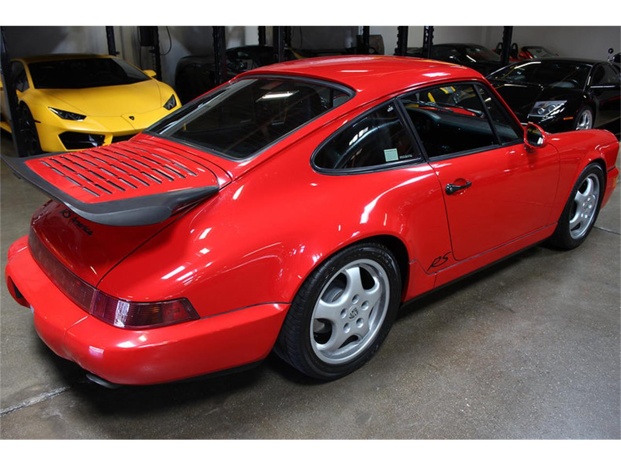 Large Picture of '93 RS America - LSDH