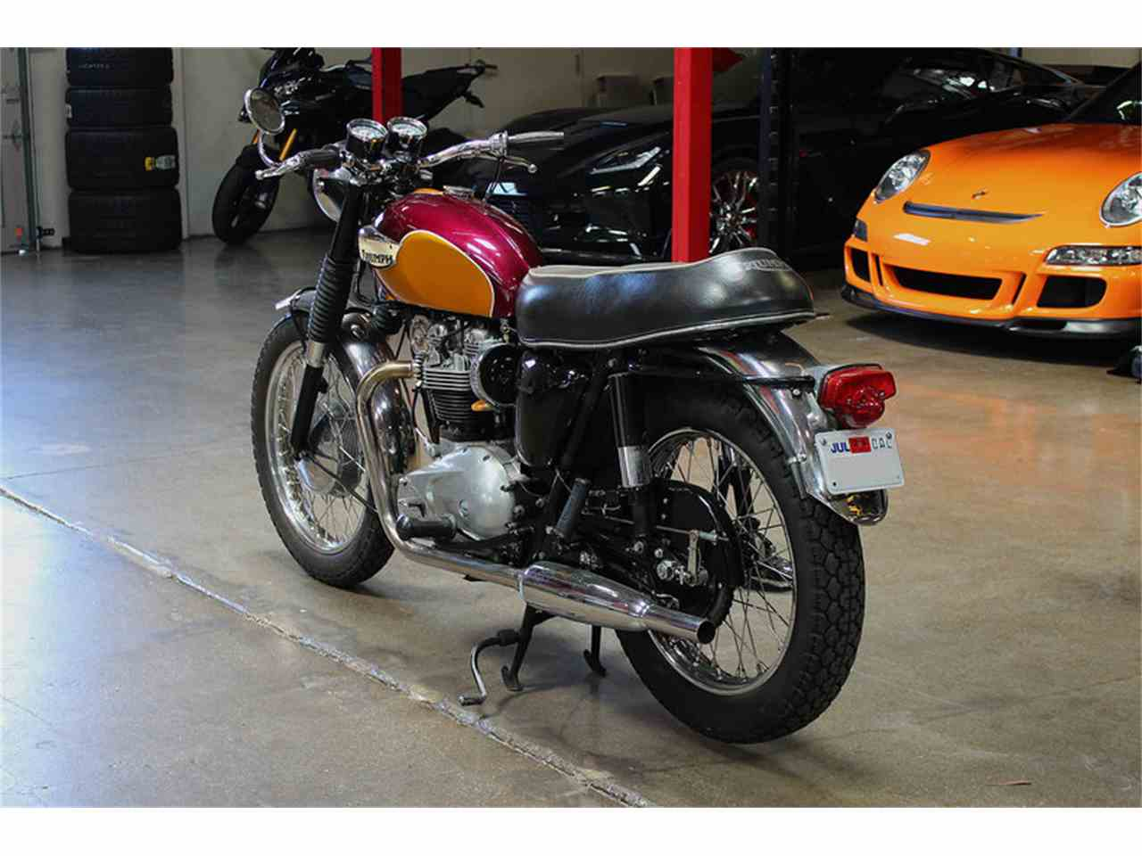 Large Picture of '67 T120R - LSDI