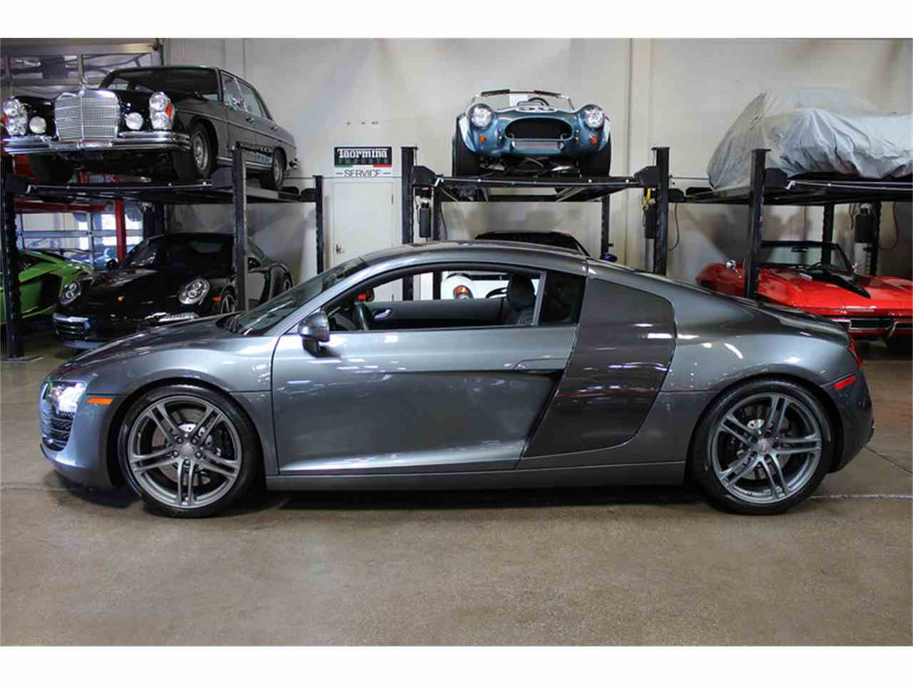 Large Picture of '12 Audi R8 - LSDM