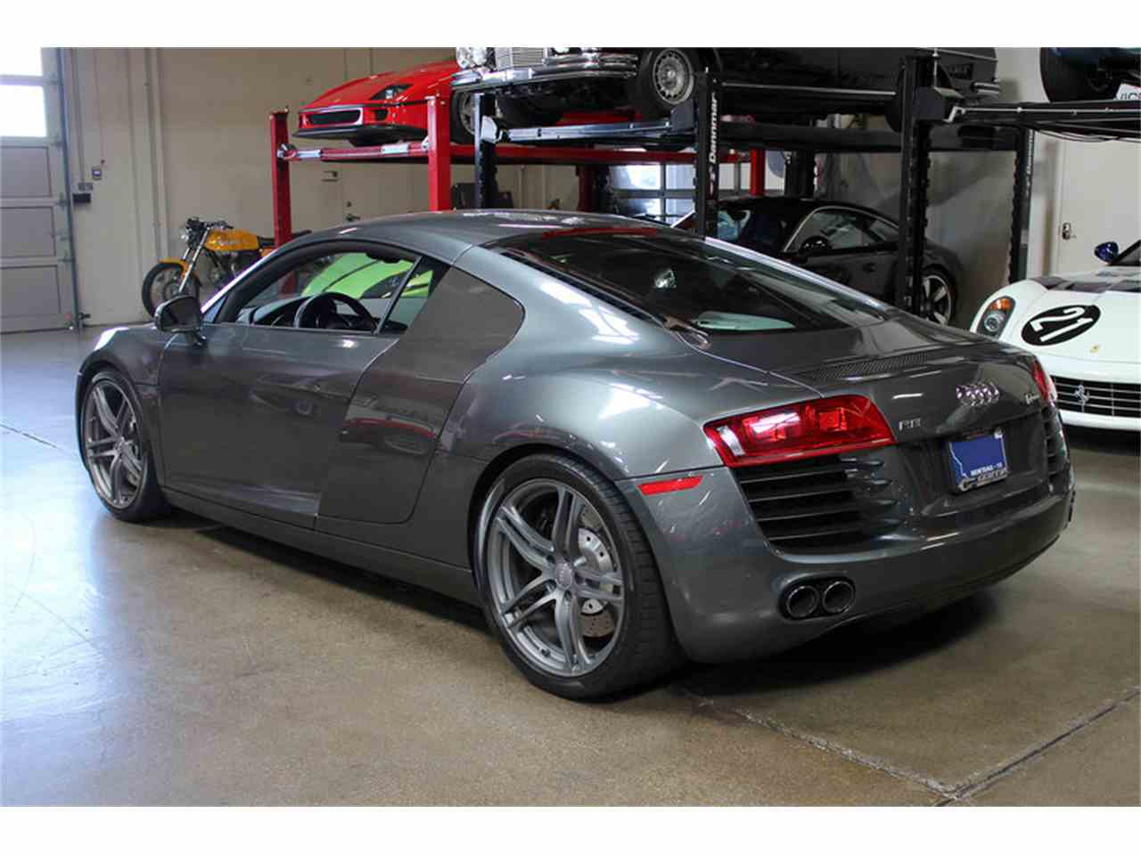 Large Picture of 2012 Audi R8 located in California - $95,995.00 - LSDM