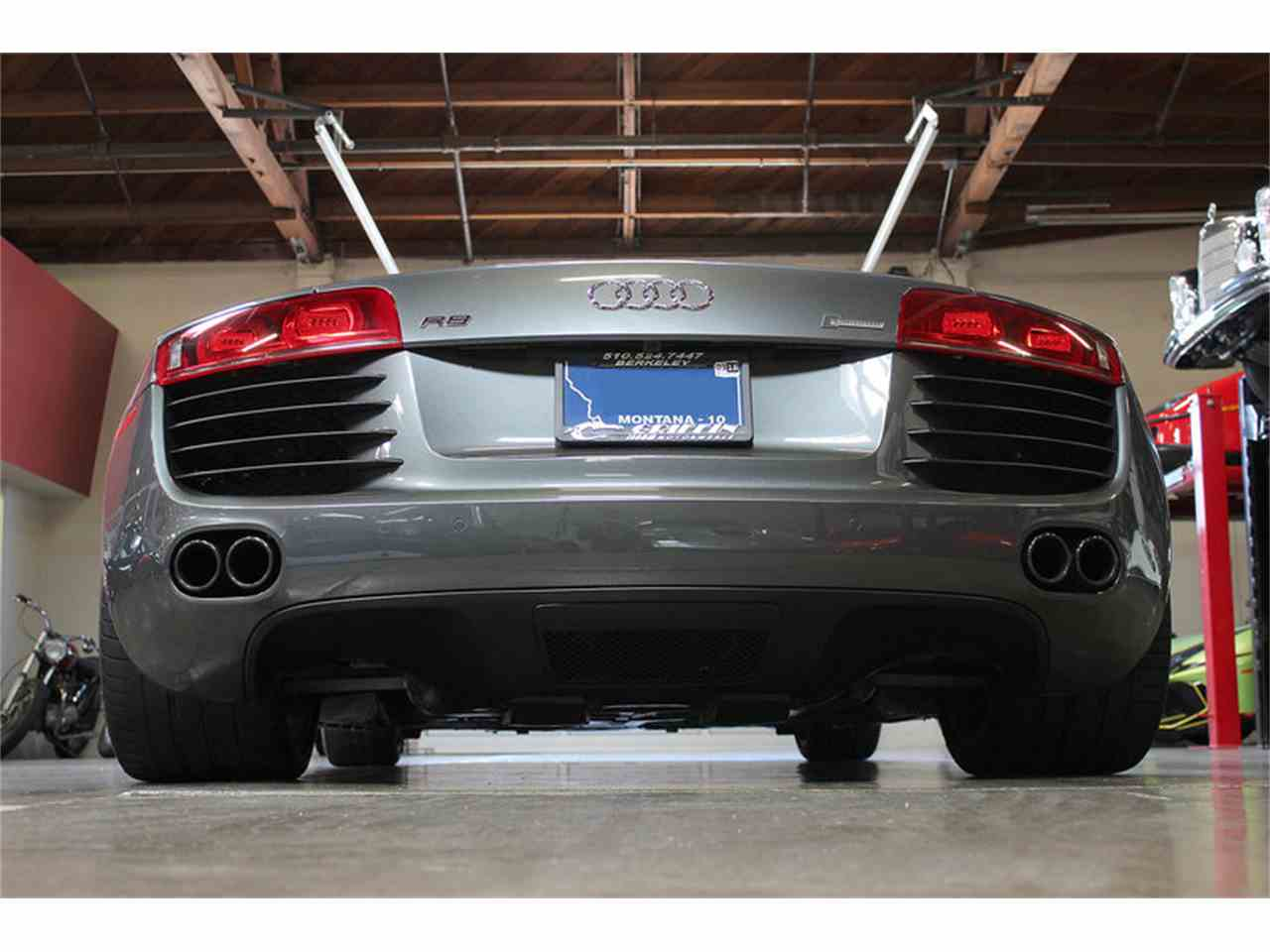 Large Picture of 2012 Audi R8 - $95,995.00 - LSDM