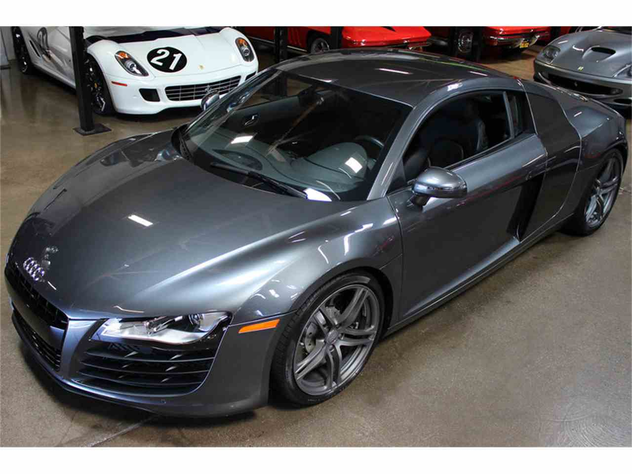 Large Picture of 2012 R8 located in California - LSDM