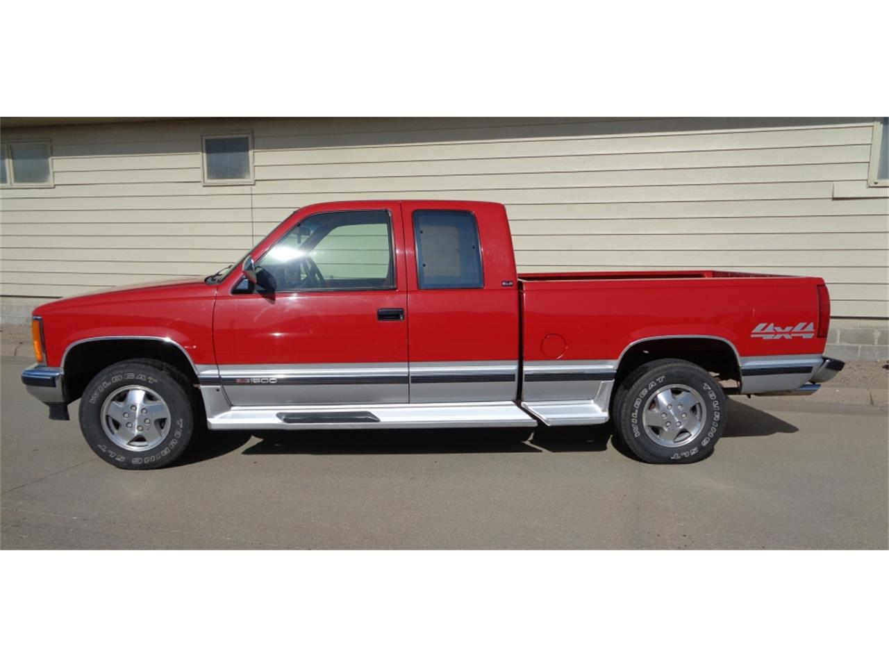 Large Picture of '93 1/2 Ton Pickup - LSDO