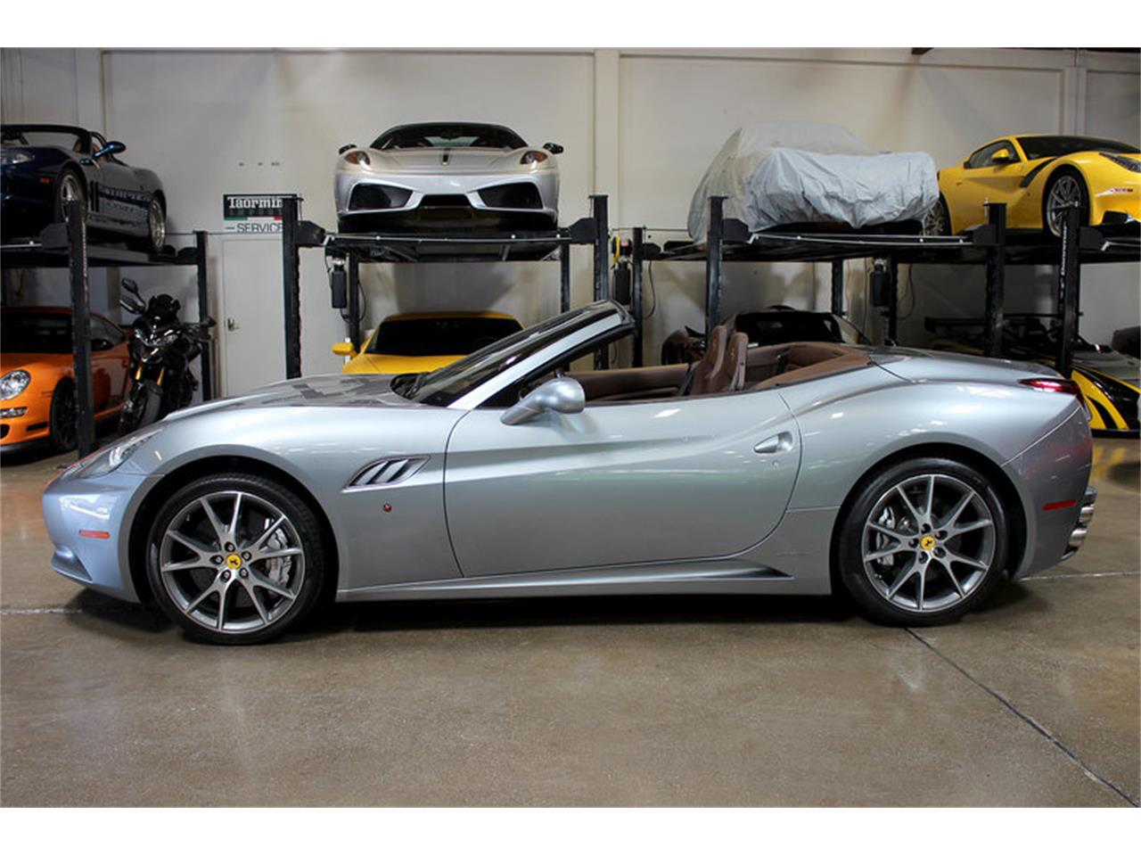 Large Picture of 2011 Ferrari California located in California Offered by San Francisco Sports Cars - LSDT