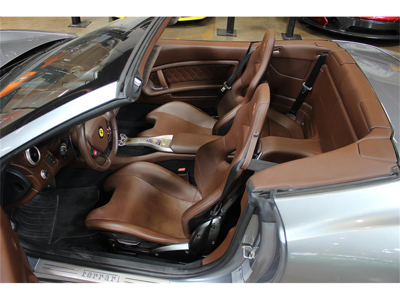 Large Picture of 2011 Ferrari California located in San Carlos California - $119,995.00 Offered by San Francisco Sports Cars - LSDT