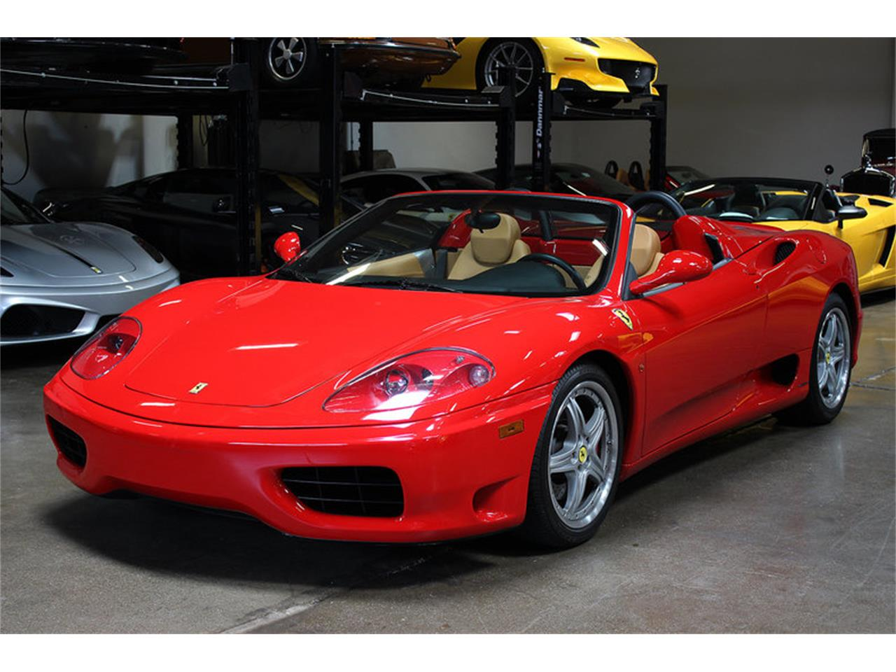 Large Picture of 2004 Ferrari 360 located in San Carlos California - $149,995.00 - LSDU