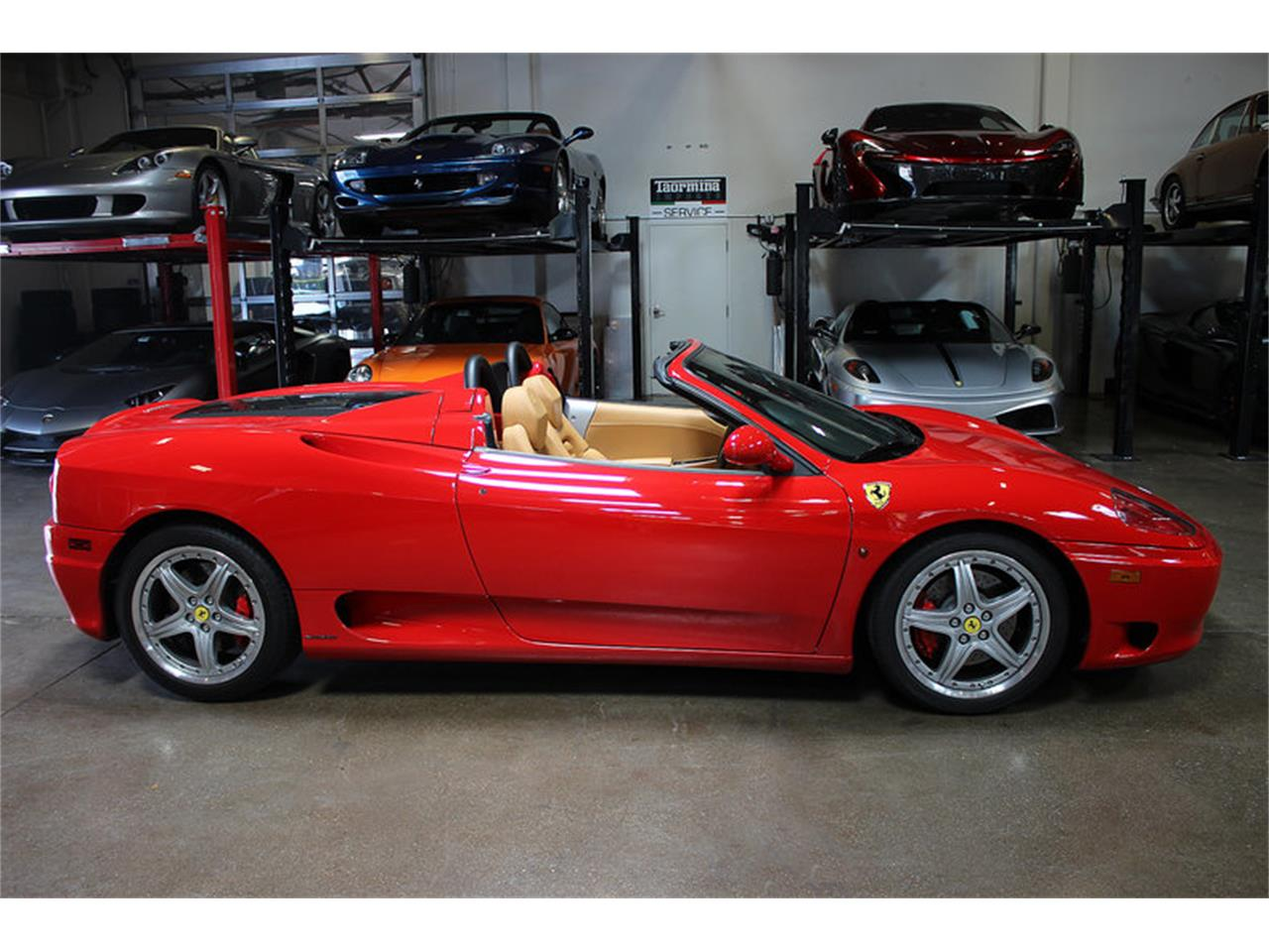 Large Picture of '04 Ferrari 360 located in California - $149,995.00 - LSDU