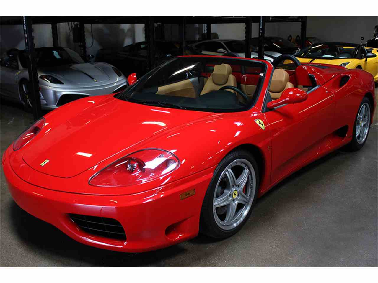 Large Picture of '04 360 located in San Carlos California - $149,995.00 Offered by San Francisco Sports Cars - LSDU