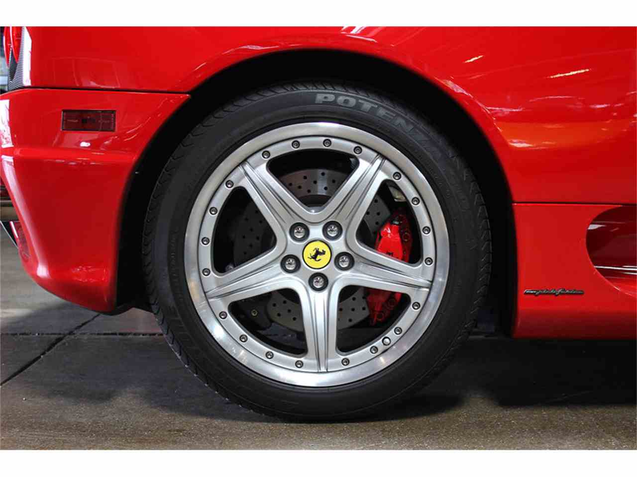 Large Picture of 2004 Ferrari 360 located in San Carlos California Offered by San Francisco Sports Cars - LSDU