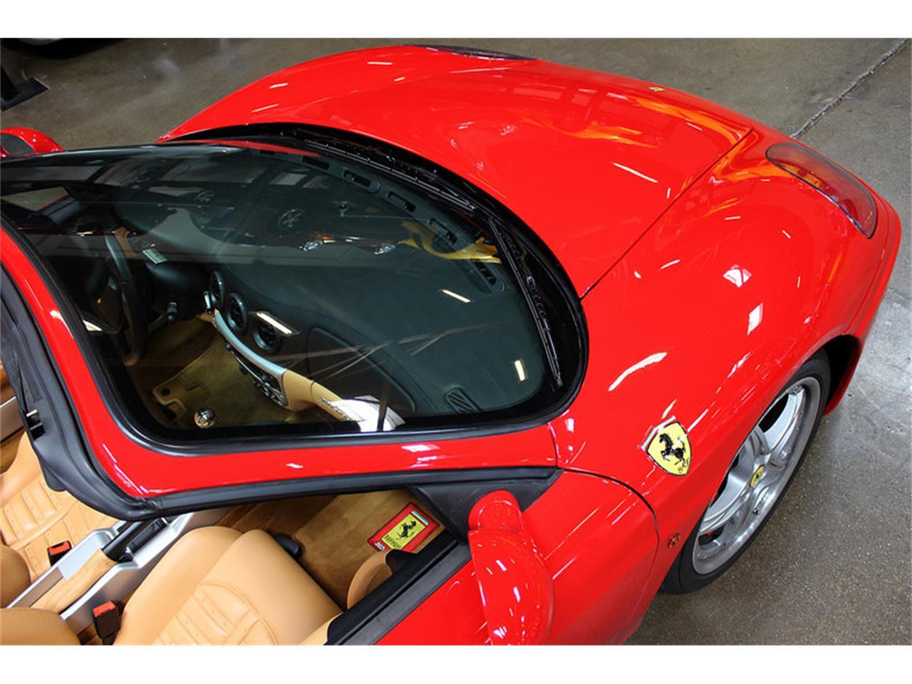 Large Picture of 2004 Ferrari 360 located in California - LSDU