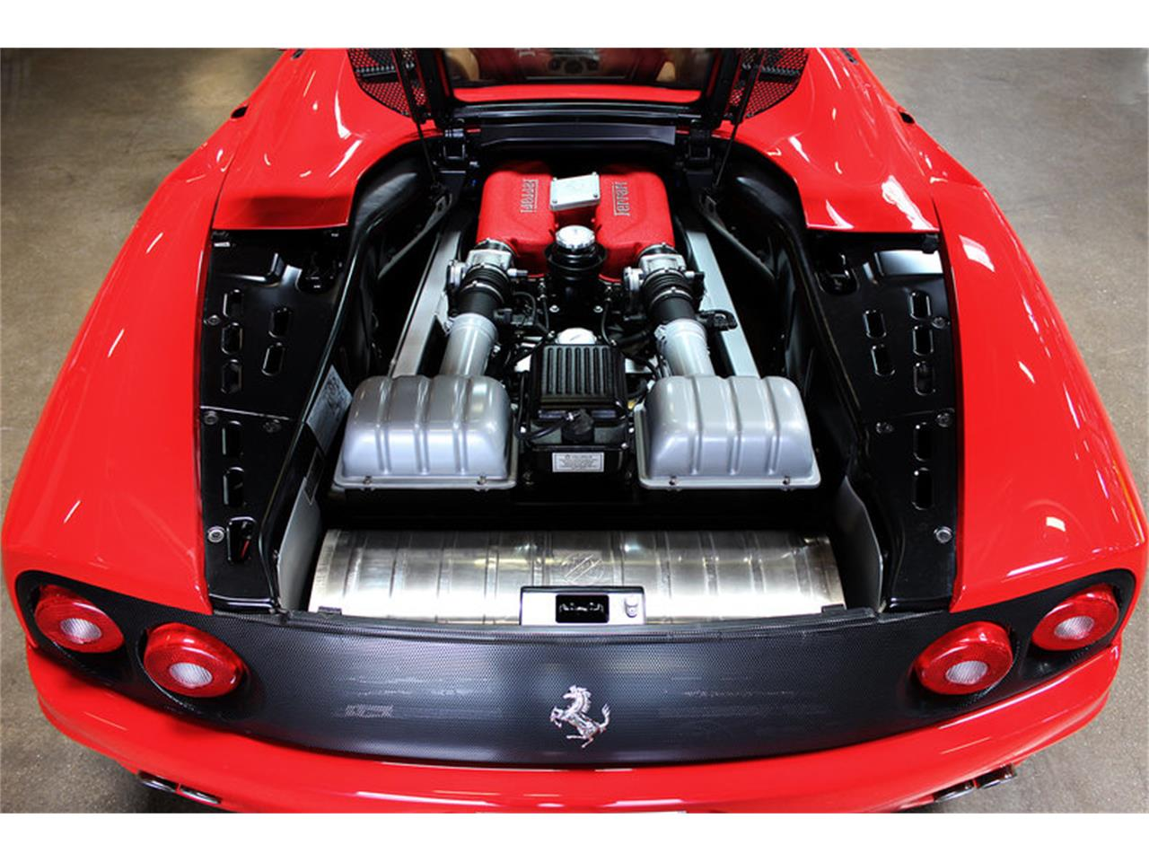 Large Picture of 2004 Ferrari 360 - LSDU