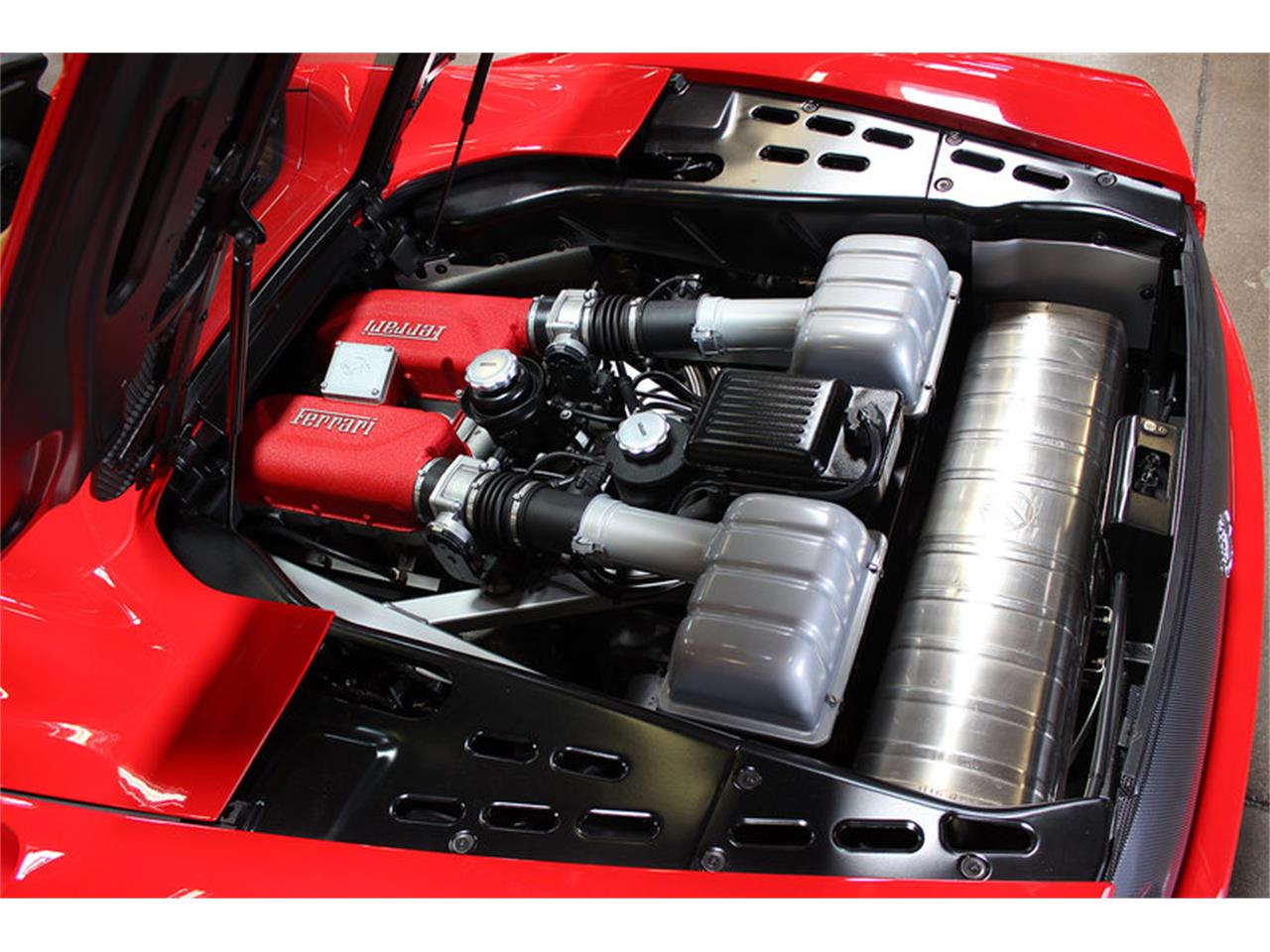Large Picture of '04 Ferrari 360 located in San Carlos California Offered by San Francisco Sports Cars - LSDU